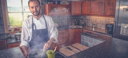 Kjøkkennyhet «fra» Ørjan