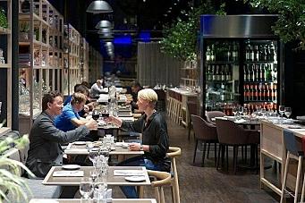 Nytt restaurantkonsept til Norge