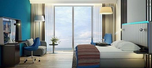 Nytt Park Inn-hotell i Dubai
