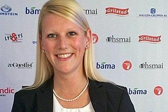 Helene er årets unge leder