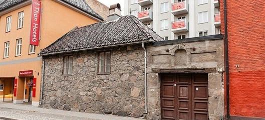 Kjøpte fredet bygg fra 1755