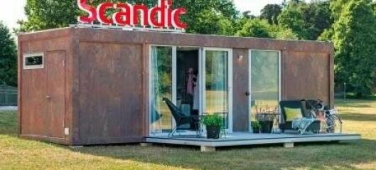 Scandic lanserer mobile hotellrom