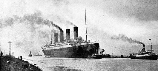 Titanic-kopi blir luksushotell