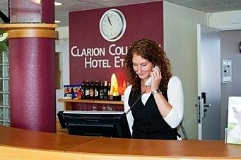 Clarion best for forretningsreisende