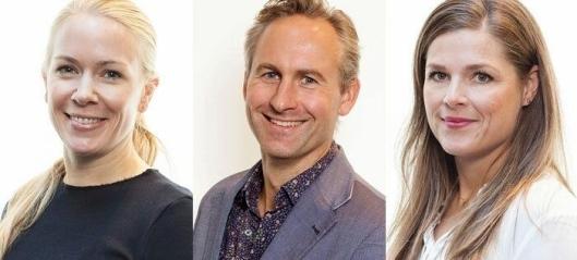 Ny trio til Solera