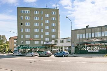 First Hotel vokser i Sverige