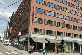 Thon Hotel Europa stenger for oppussing
