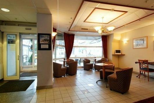 FOAJEEN: Amalie Hotell som et populært hotell, spesielt blant norske gjester.