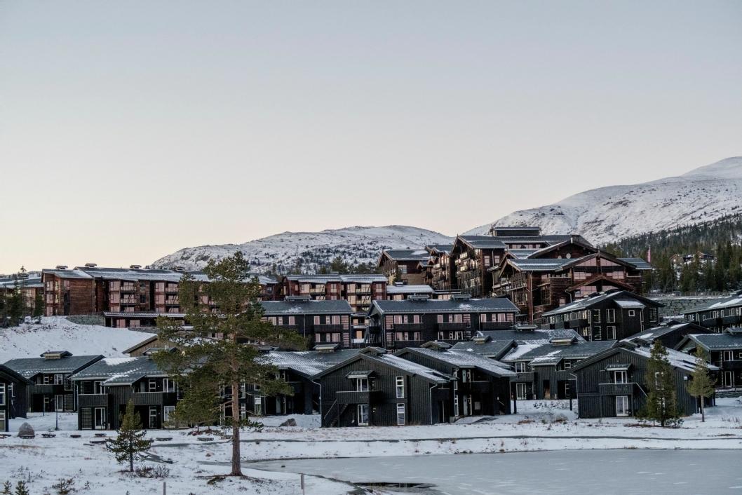 LOKALT: Med å ha norskkurs på jobben sparer de ansatte ved Norefjell Ski & Spa både tid og penger i stedet for å reise langt.