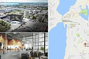 Vil bygge konferansehotell med 250 rom i Moss