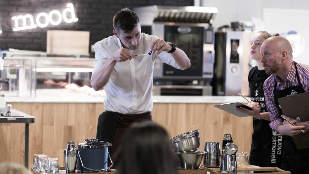 God kaffe har vært en viktig del av norsk kulturarv i mer enn 150 år.  De siste årene har vi også konkurrert med kafef. Her fra NM ifjor.  Foto: Agnor Bertheussen