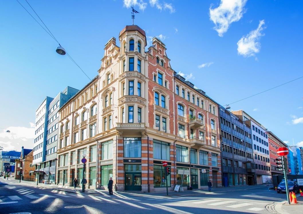 SISTE TILSKUDD: Saga Hotel Oslo Central rommer både hotell og poshtel.