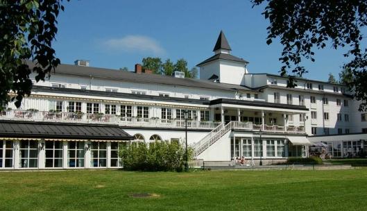 INNGÅR I AVTALEN: Lillehammer Hotel.