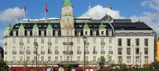 Scandic overtar Grand Hotel