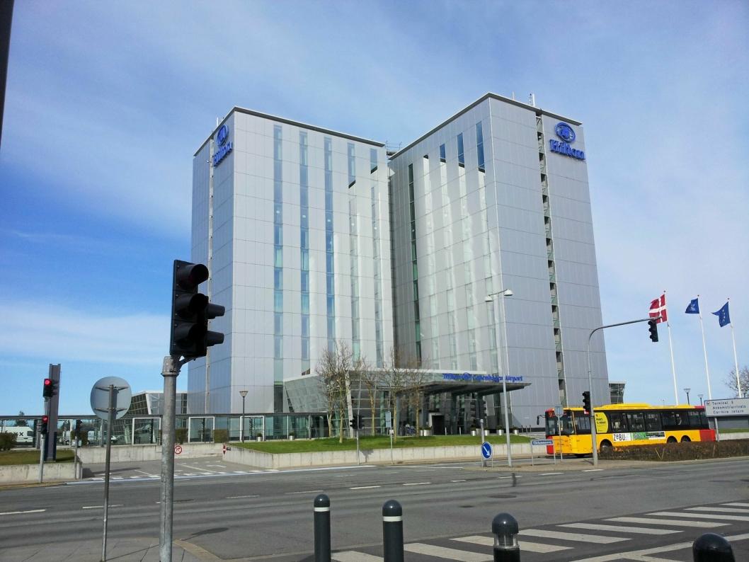 382 ROM OG KJØKKEN: Stordalen overtar driften av Hilton-hotellet i april og hotellet vil da skifte navn til Clarion.