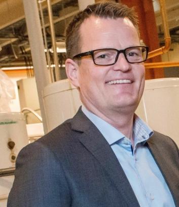 ER KLAR: TINE-direktør Terje Døsrønninger har store planer på SMAK 2017.