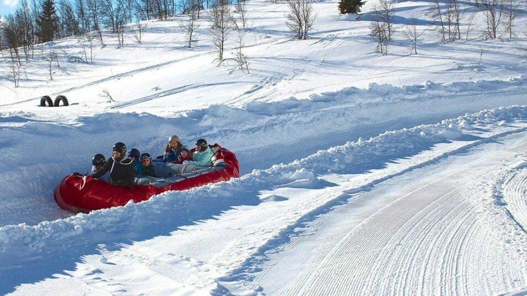 FJELLFEST: De to neste ukene legges det igjen tusenvis av kroner i norske fjelldestinasjoner, som her på Beitostølen.