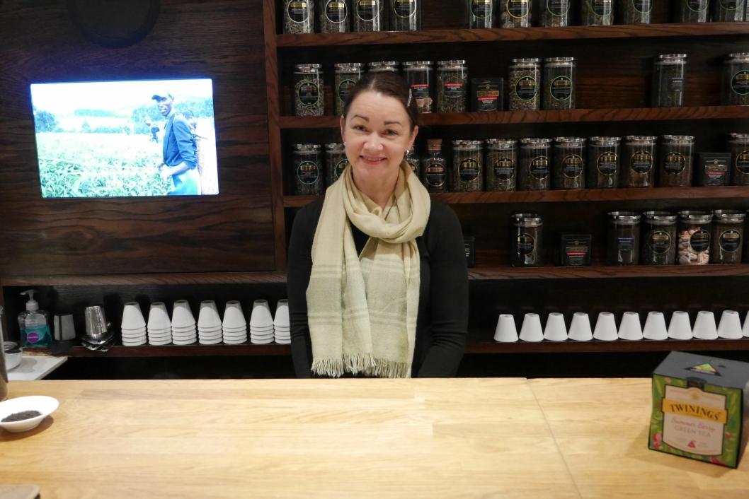 TE-GURU: Få, om noen, smaker mer te i løpet av et år enn master taster, Philipa Thacker.