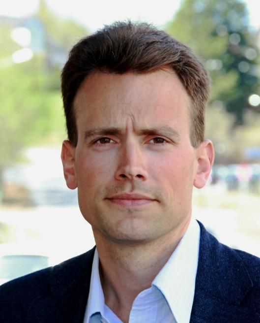 FORNØYD: Eirik Bogsnes, Executive Vice President for Hotel Services i Nordic Choice Hotels.