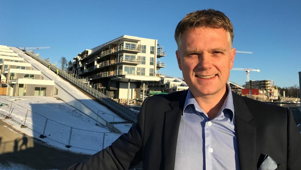 NY JOBB: Tore Jørgensen blir adm. direktør for Oslofjord Convention Center.