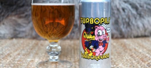 Turbopils fra Turbonegro