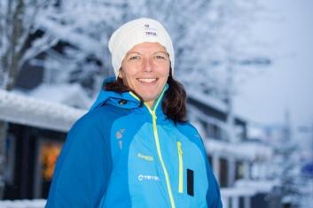 NY VENN: Turid Backe-Viken, salgs- og markedsansvarlig i SkiStar Trysil. Foto: Ola Matsson.