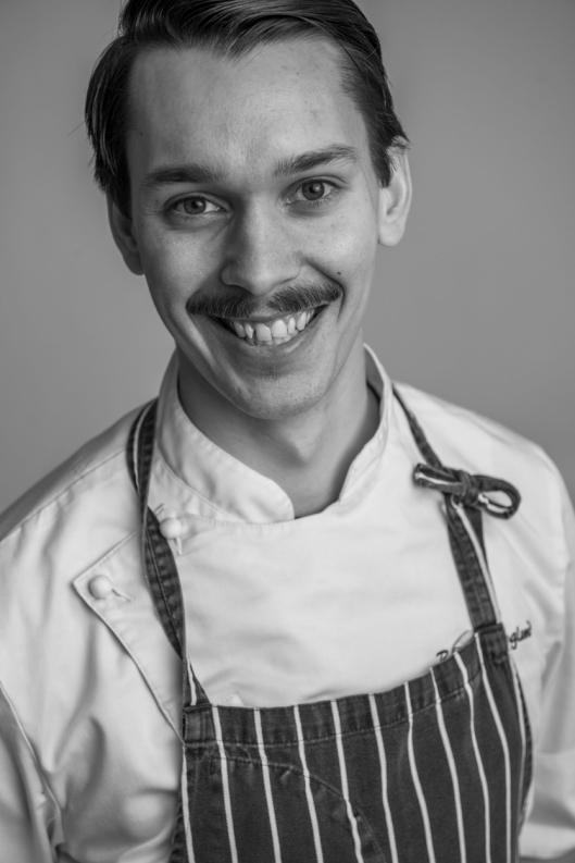 Rasmus Johnsen Skoglund er en av årets kandidater. Foto: Fredrik Ringe.