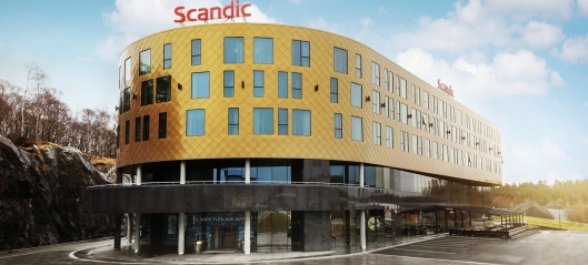 Scandic Flesland Airport er åpnet