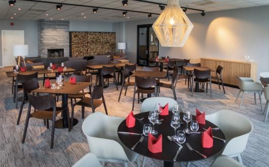 ALA-CARTE: En større og mer innbydende á la carte restaurant har fått et av de største løftene etter ombyggingen.