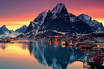 #NorgesMestPopulæreTuristattraksjoner