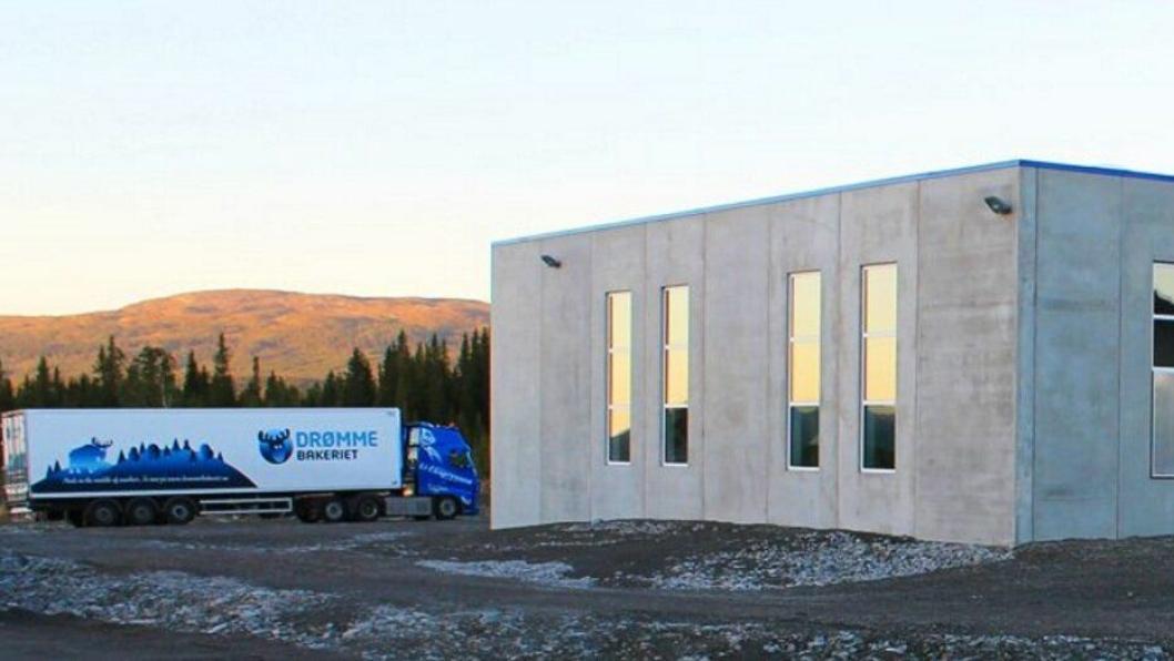 NY EIER: Baxt AS har kjøpt Lierne Industribygg og sikrer videre bakeridrift i kommunen.