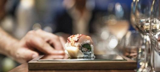 Ny pris til sushi-stjerner