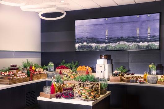 MAT: Radisson Blu Plaza legger stor vekt på å gi gjestene det aller beste innen servering. Nå tilbyr de et nytt, deli-inspirert møtematkonsept.