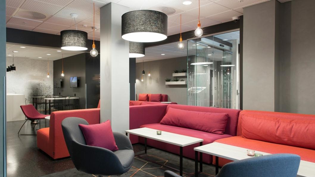 NYTT: Citybox Bergen tilbyr helt nye hotellfasiliteter.