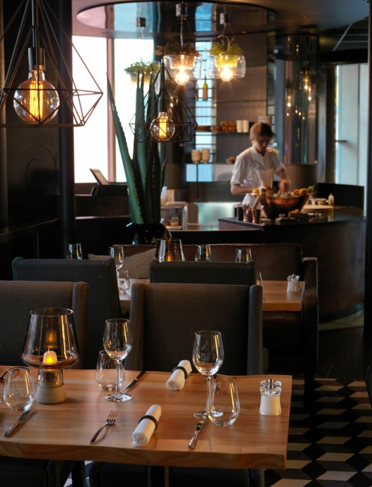 ERSTATTEREN: Thief Foodbar blir eneste restaurant på THE THIEF.