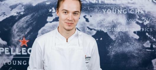 Svensk seier i S. Pellegrino Young Chef