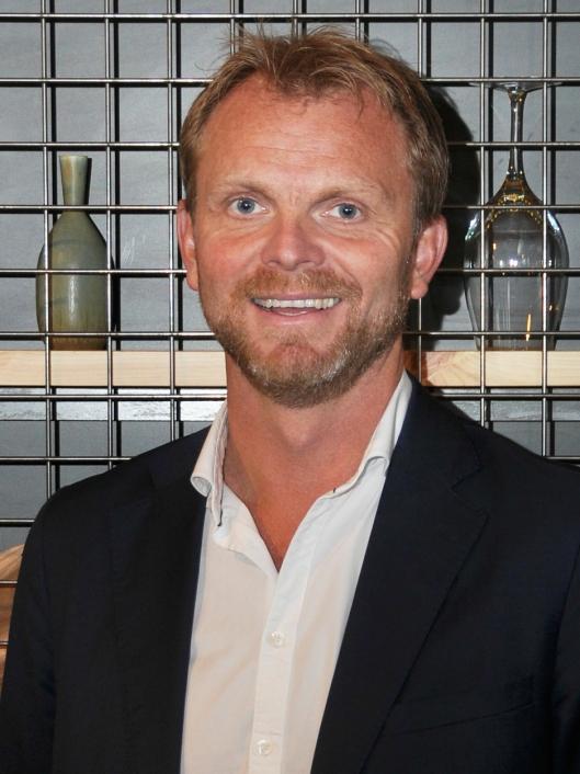 STOLT SJEF: Driftsdirektør Terje Ropstad er ekstremt fornøyd med sin nye kampanje hvor de ansatte løftes frem.