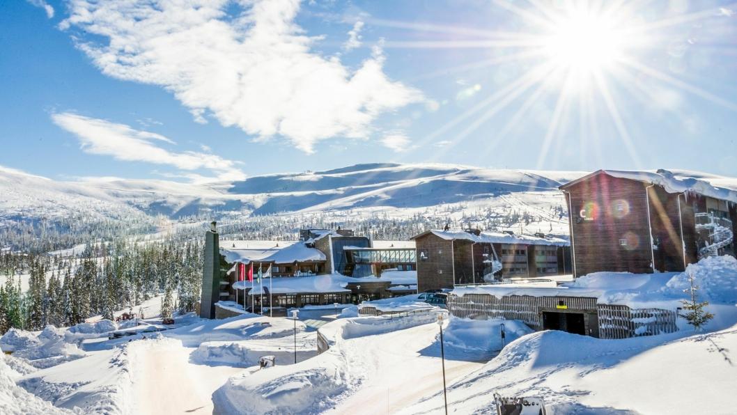 PERLE: Radisson Blu Mountain Resort & Residences i Trysil er en skikkelig perle.