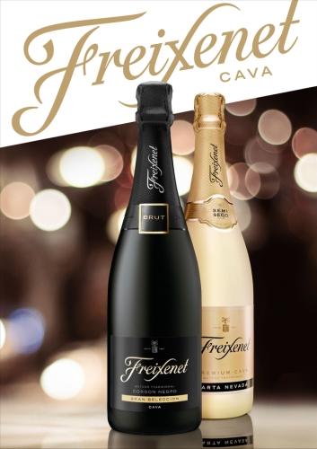 STORSELGER: I fjor kom Freixenet, Spanias viktigste vinprodusent og det mest solgte Cava-merket i verden til Haugen-Gruppen.
