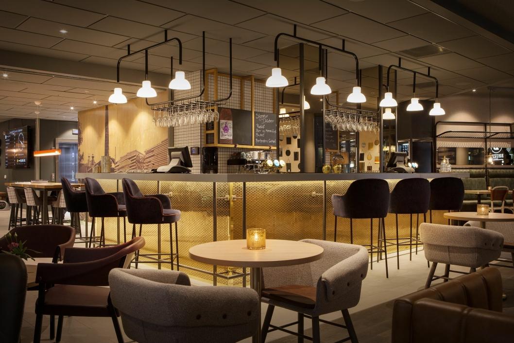 BRUKET: Urban tradisjonskost. Slik beskrives matprofilen til den nye restauranten Bruket. Foto: Tord-Erik Andresen.