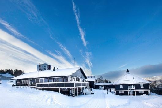 NARVIK: Thon Hotel Narvik er en av årets hotellnyheter i Thon-kjeden.