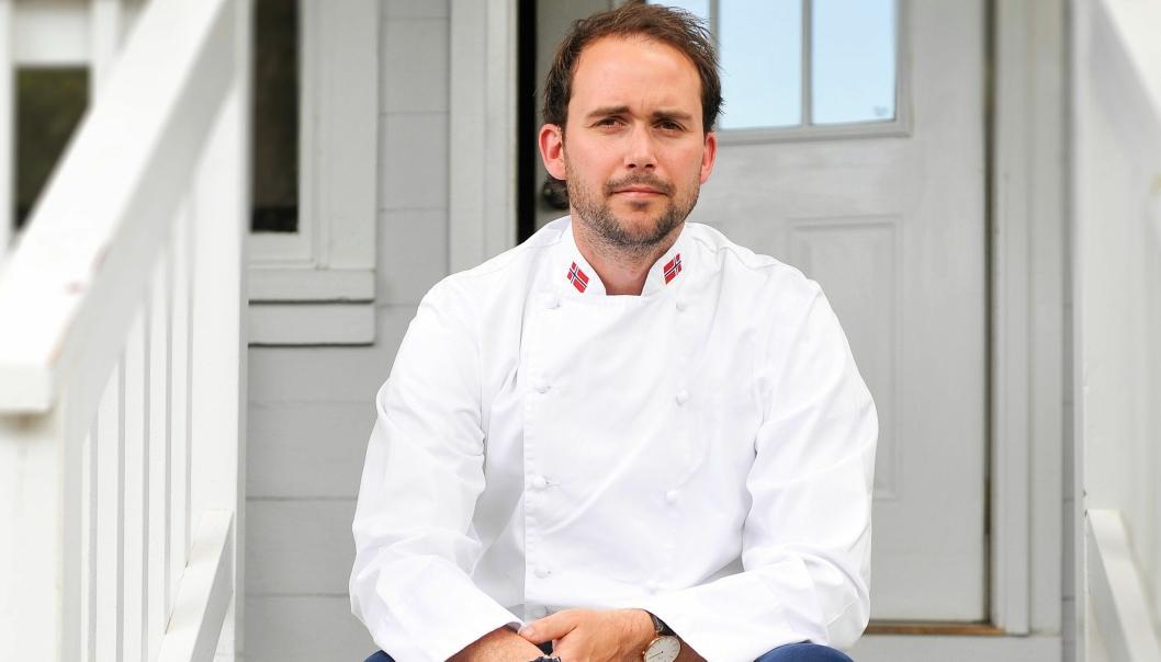 TIL SCANDIC: I tillegg til å drive sitt eget sted i Bekkjarvik, får Ørjan Johannessen det overordnede ansvaret for maten på Hotel Norge by Scandic.