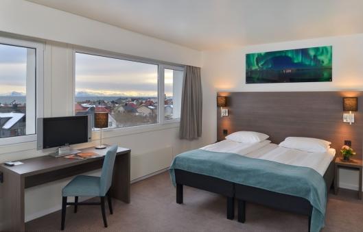 ANDRIKKEN: Andøya har også fått sitt eget Thon Hotel.