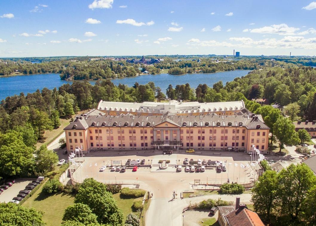 FLOTT: Radisson Blu Royal Park Hotel i Stockholm.