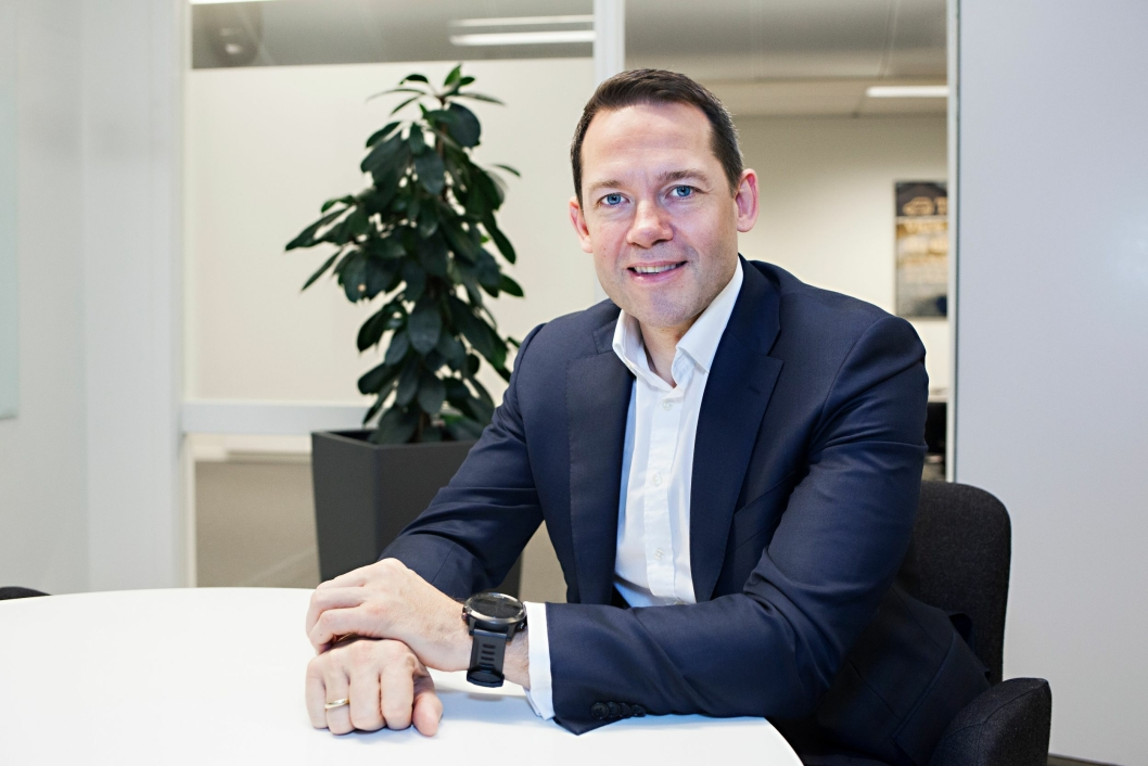 – KAN BLI DYRT: – Et dataangrep kan lamme hele driften og forårsake store tap, sier Stefan Langva, administrerende direktør i Codan Forsikring.