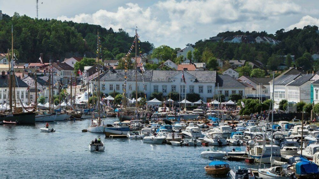 RISØR: Det lille Hotel i Risør er ett av seks nye tilskudd til De Historiske.