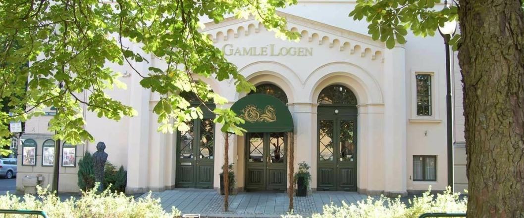 GAMLE LOGEN: Fursetsgruppens Gamle Logen er også nytt medlem i De Historiske.