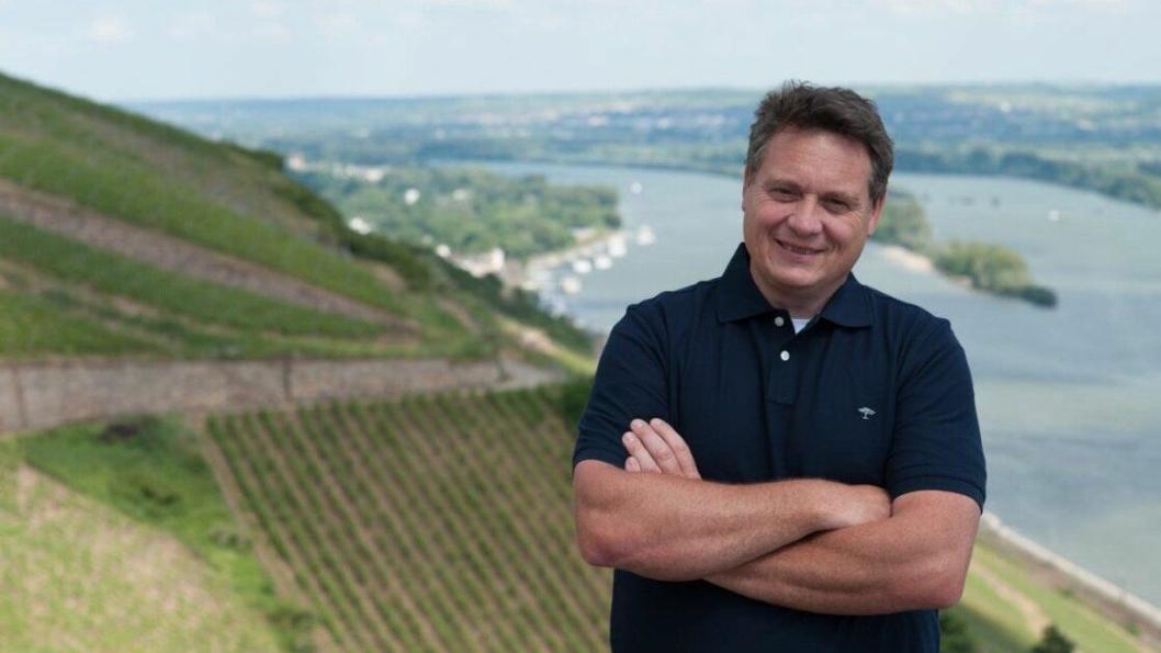 SKIFTER: Johannes Leitz går fra Red & White til Moestue Grape Selections.