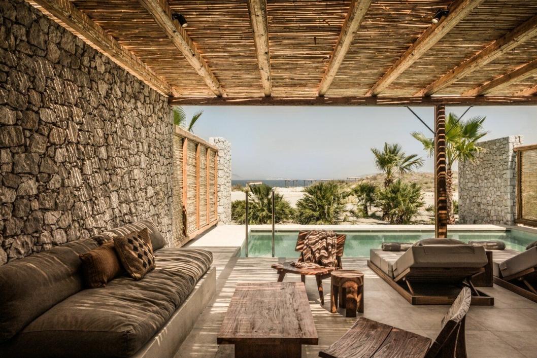 PRISER: Casa Cook har vunnet flere utmerkelser siden det første hotellet åpnet sommeren 2016.