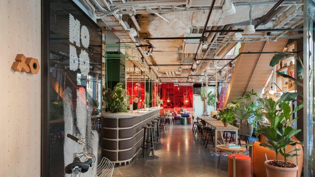 HOBO: Prestisjehotellet Hobo i Stockholm skal brukes for å utvikle fremtidens hotell.